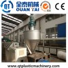 300kg/Hr Force Feeding Film Plastic Granulator