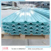 2017 Translucent FRP Roof Tile Transparent Roof Sheet Fiberglass Skylight Sheet