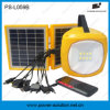2W Solar LED Light with USB Phone Charger