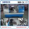 Alloy Wheel Diamond Cutting Repair CNC Horizontal Lathe Machine Awr3050