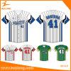 Healong Top Sale Sportswear OEM Oversized Sublimation Baseball Jersey