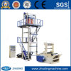 High Speed Rotary Die Head HDPE LDPE Film Blowing Machine