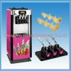 Ce Approved Soft Ice Cream Machine with Good Compressor