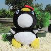 Funny 20cm Big Penguin Plush 3D Face Doll