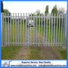High Security Palisade Fencing and Gates.