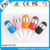 Promotional Pen Mini Jack Plug Color Tip Stylus Pen for Touch Panel Equipment