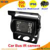 Weatherproof Sony 800tvl IR Vehicle Car Bus Camera