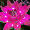 Lighted Indoor Decorative Lotus Flower Light