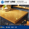 Granite Color Artificial Quartz Stone for Vanity Tops with Solid Surface