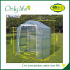 Onlylife 3 Tiers White Collapsible Economical Mini Greenhouse