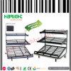 Metal 3 Tiers Vegetable and Fruit Display Rack