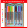 New Product Glitter Gel Ink Pen