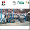 American Project Activated Carbon Rotary Kiln for Pyrolyzed Tires