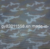 Air Mesh Fabric with Camouflage Pattern