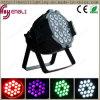 LED 18 PCS 5 In1 PAR Light with 5 Colors