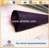 Black Color Polypropylene PP Nonwoven Geotextiles with Anti-Ultraviolet Agent