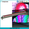 DMX 216W Full Range Outdoor LED Lights Wall Washer