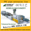PVC Wiring Tube/Water Pipe/Pouring Water Pipe Extrusion Line