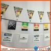 Jarmoo Waterproof Double Side Printing PVC Bunting Flag