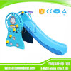 New Baby Kids Children Indoor Outdoor Playground Equipment Plastic Slide with Basketball Stand