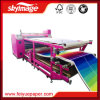 Sublimation Oil Drum 420*1700mm Heat Press Machine