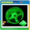 Hsinda Factory Cheap Price Green Fluorescent Glow in The Dark Spray Paint Powder Coating