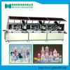 Automatic Three Color Silk Screen Printer