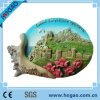 Polyresin Fridge Magnet, OEM Accetped, Souvenir Products