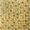Gold Glass Mosaic Tile (HGM344)