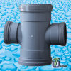 PVC DWV Fittings for BS1329 & EN4514