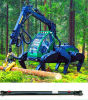 Hydraulic Cylinder for Forest Machine