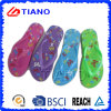 Colorful Printing PE Outdoor Beach Flip Flop (TNK35971/2/3/4/5)