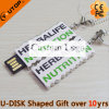 Custom Design Metal USB Flash Drive for Free Gift (YT-1801)