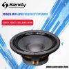 "10"" PA Professional Audio Euqipment Speaker (SD1051)"