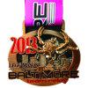3D Promotional Gift Metal Award Medal