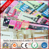 1.0mm PVC Leather Digital Printing Colorful Factory Wholesales Stretch Backing