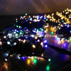 Good Quality Black Wire Colorful RGB Fairy Lights for Festival