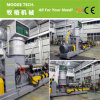 double PP PE film granulation machine