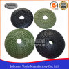 75-100mm Diamond Convex Polishing Pad for Polishing Stone