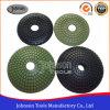 75-100mm Diamond Convex Polishing Pad for Polishing Stone