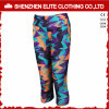 Custom Made Women Cheap Bulk Sublimation Gym Wear Leggings (ELTFLI-27)