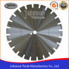 400mm Laser Welded Diamond Saw Blade for Asphalt Cutting