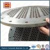 Abrasion Resistant Titanium Clad Tube Sheets / Bimetalic Titanium Alloy Tube