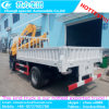 Best Quality XCMG 3.2ton Knuckle Boom Truck Mounted Crane