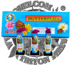 Butterflies Fountain Fireworks Factory Direct Price