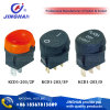 Kcd1-203 Rocker Switch Dia: 22mm Round Electric Switch