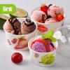 factory OEM printing food packaging ice cream packaging