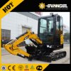 Sany Mini Crawler Excavator Sy16c for Sale