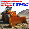 Hot Sale Chinese 1-5 Ton Zl50 Wheel Loader with Joystick