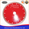 Sintered Turbo Saw Blades 180mm for Granite Cutting
